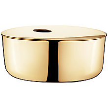 Buy Georg Jensen Precious Medium Box, Brass Online at johnlewis.com