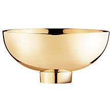 Buy Georg Jensen Masterpieces Precious Small Bowl, Brass Online at johnlewis.com