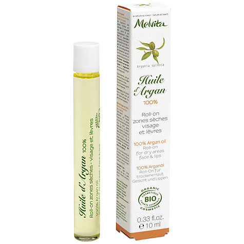 Buy Melvita 100% Pure Argan Oil Roll-On, 10ml Online at johnlewis.com
