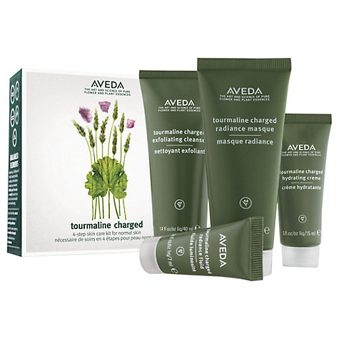 Buy AVEDA Tourmaline Charged 4-Step Starter Kit Online at johnlewis.com