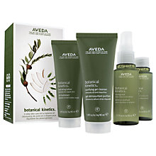 Buy AVEDA Botanical Kinetics™ 4-step Skincare Kit, Oily/Normal Skin Online at johnlewis.com