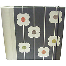 Buy Orla Kiely Flower Abacus Photo Album Online at johnlewis.com