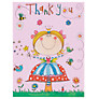 Rachel Ellen Thank You Notecards, Fairy, Pack Of 5