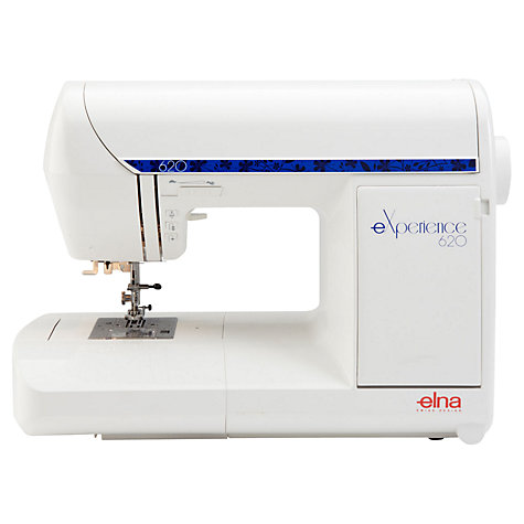 Buy Elna eXperience 620 Sewing Machine Online at johnlewis.com