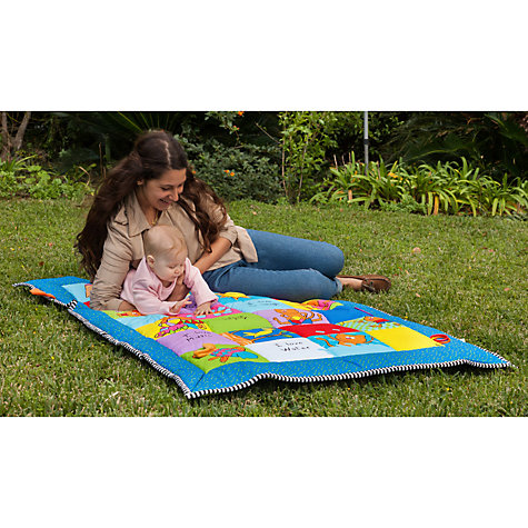 Buy Taf Toys Big I Love Baby Mat Online at johnlewis.com