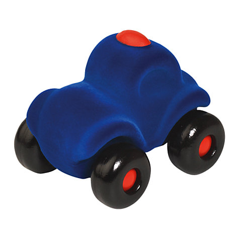 Buy Rubbabu Motown The Police Car, Blue Online at johnlewis.com