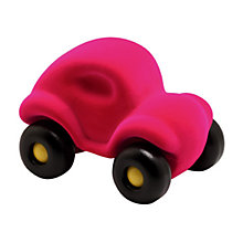 Buy Rubbabu Car, Pink Online at johnlewis.com