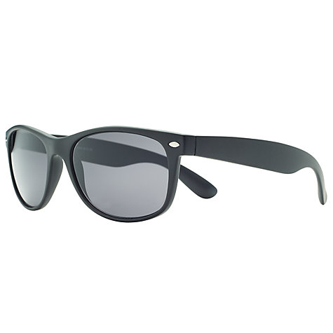 Buy John Lewis D-Frame Wayfarer Sunglasses Online at johnlewis.com