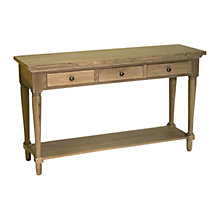 Buy Neptune Henley Console Table, Oak Online at johnlewis.com