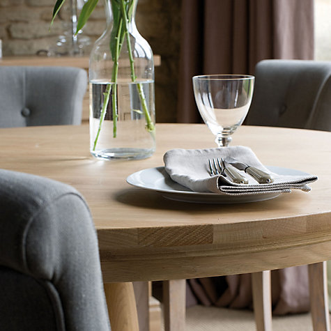 Buy Neptune Henley 4-6 Seater Round Dining Table Online at johnlewis.com