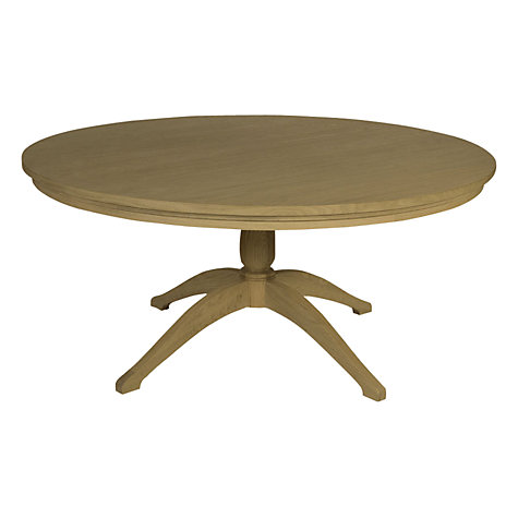 Buy Neptune Henley 8 Seater Round Dining Table, Oak Online at johnlewis.com