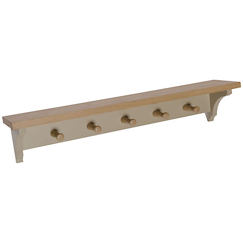 Buy Neptune Suffolk 3ft Shelf, Honed Slate Online at johnlewis.com