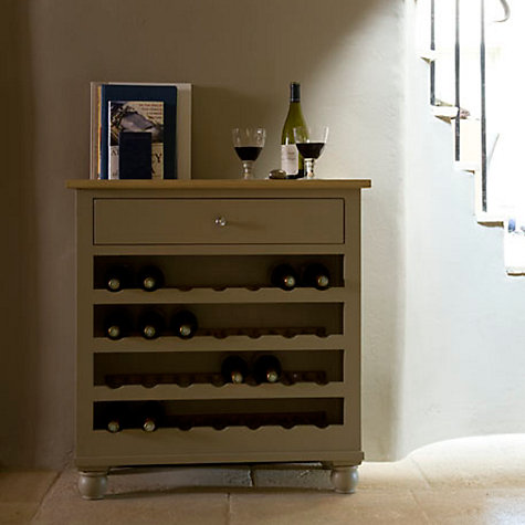 Buy Neptune Suffolk 3ft Wine Rack, Honed Slate Online at johnlewis.com