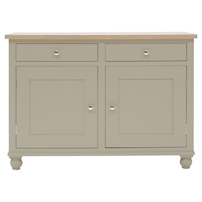 Neptune Suffolk 4ft Sideboard, Honed Slate