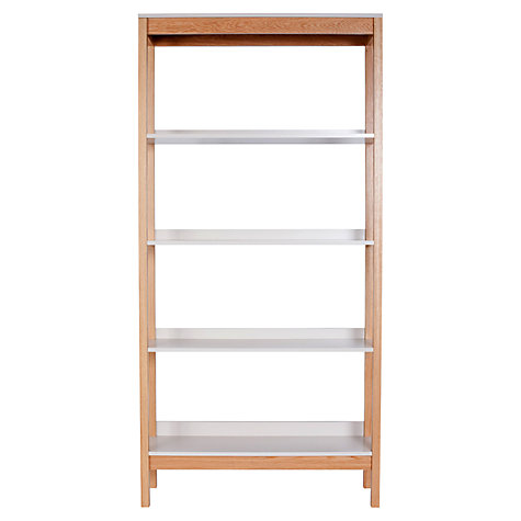 Buy Leonhard Pfeifer for John Lewis Abbeywood Wide Bookcase Online at johnlewis.com