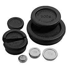 Buy Kitchen Craft Metric Weights for Balance Scales, Set of 10 Online at johnlewis.com