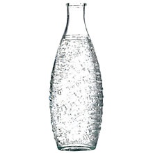 Buy SodaStream Glass Carafe Bottle Online at johnlewis.com