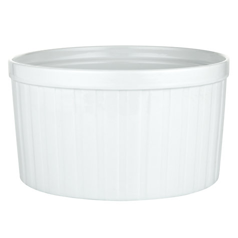 Buy House by John Lewis Deep Souffle Dish Online at johnlewis.com