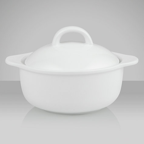 Buy House by John Lewis Individual Covered Casserole Online at johnlewis.com
