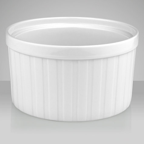Buy House by John Lewis Souffle Dish Online at johnlewis.com