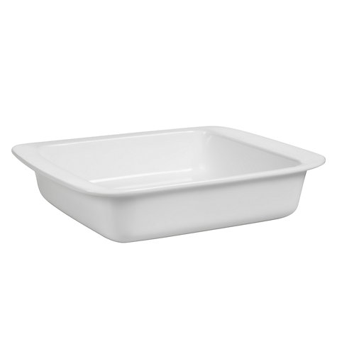 Buy House by John Lewis Square Lasagne Dish Online at johnlewis.com