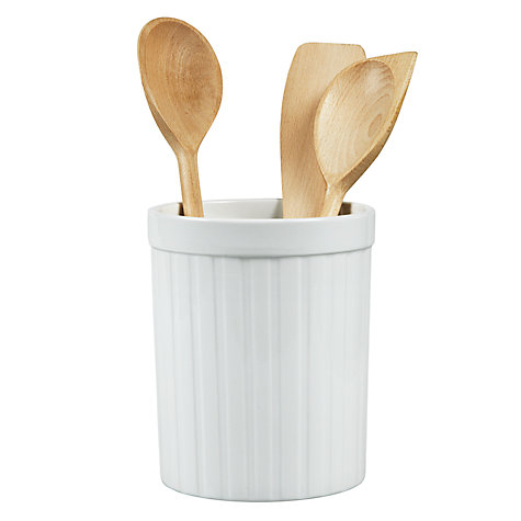Buy House by John Lewis Utensil Pot Online at johnlewis.com