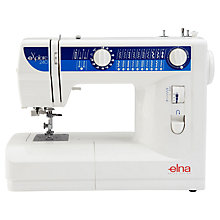 Buy Elna eXplore 240 Sewing Machine Online at johnlewis.com