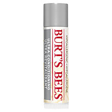 Buy Burt's Bees Ultra Conditioning Lip Balm, 4.25g Online at johnlewis.com