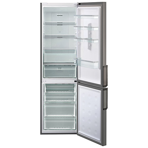 Buy Samsung RL60GZEIH Fridge Freezer, Inox Steel Online at johnlewis.com