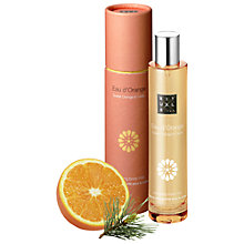 Buy Rituals Eau D'Orange Body Mist, 20ml Online at johnlewis.com
