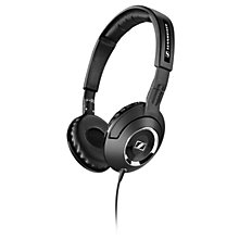 Buy Sennheiser HD219 Headphones On-Ear, Black Online at johnlewis.com