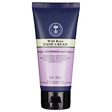 Buy Neal's Yard Wild Rose Hand Cream, 50ml Online at johnlewis.com