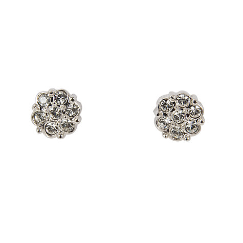 Buy Cachet Diamante Stud Earrings Online at johnlewis.com