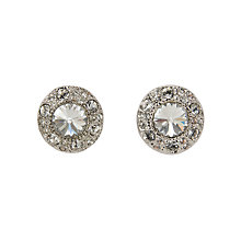 Buy Large Rhinestone Stud Earrings Online at johnlewis.com