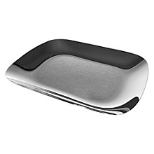 Buy Alessi Dressed Rectangular Tray Online at johnlewis.com
