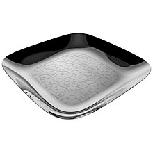 Buy Alessi Dressed Square Tray Online at johnlewis.com