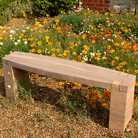 Buy Foras Rossco 130 Rainbow Garden Bench Online at johnlewis.com