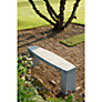 Buy Foras Rossco 130 Shark Garden Bench Online at johnlewis.com
