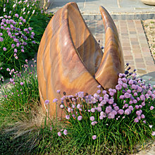 Buy Foras Tulip 60 Garden Sculpture Online at johnlewis.com
