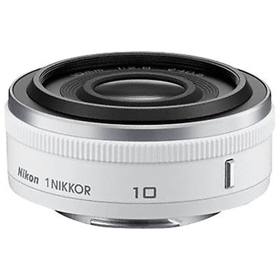 Nikon 10mm f/2.8 Wide-Angle 1 Pancake Lens