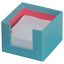 Buy John Lewis Bright Memo Holders Online at johnlewis.com
