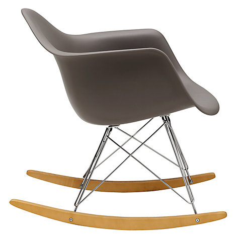Buy Vitra Eames RAR Rocking Chair Online at johnlewis.com