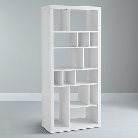 Buy House by John Lewis Stan tall bookcase Online at johnlewis.com