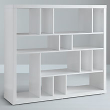 Buy House by John Lewis Stan wide bookcase Online at johnlewis.com