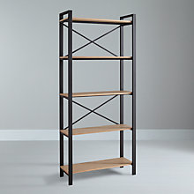 Buy House by John Lewis Aldgate Bookcase Online at johnlewis.com