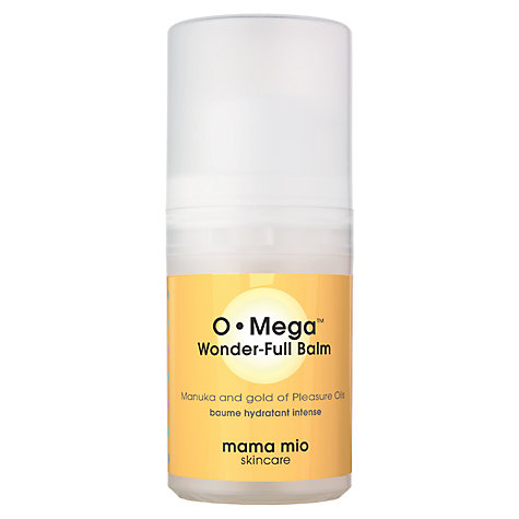 Buy Mama Mio OMega Wonder-Full Rescue Balm Online at johnlewis.com