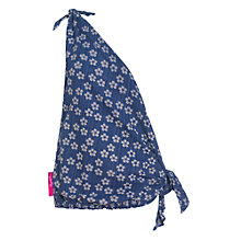 Buy Faye & Lou The Breastfeeding Butterfly, Denim Cherry Blossom Online at johnlewis.com