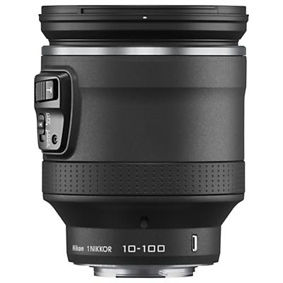 Nikon 10-100mm f/4.5-5.6 PD-ZOOM 1 VR Telephoto Lens