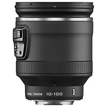 Buy Nikon 10-100mm f/4.5-5.6 PD-ZOOM 1 VR Telephoto Lens Online at johnlewis.com