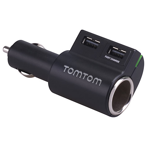 Buy TomTom High Speed Multi-charger Online at johnlewis.com